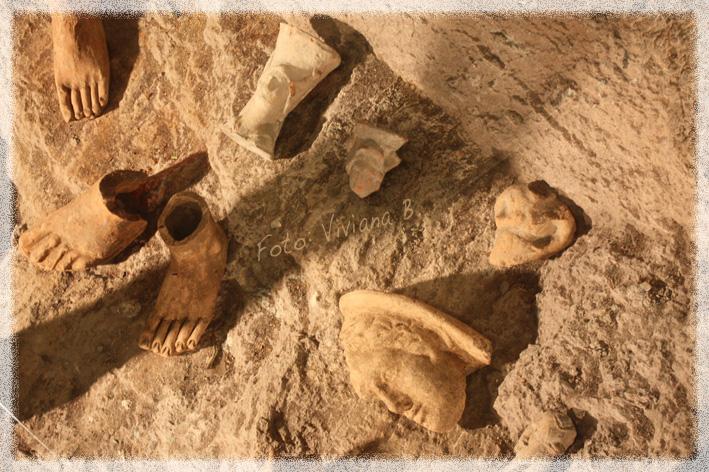 Collezione archeologica - Torre di Calasetta