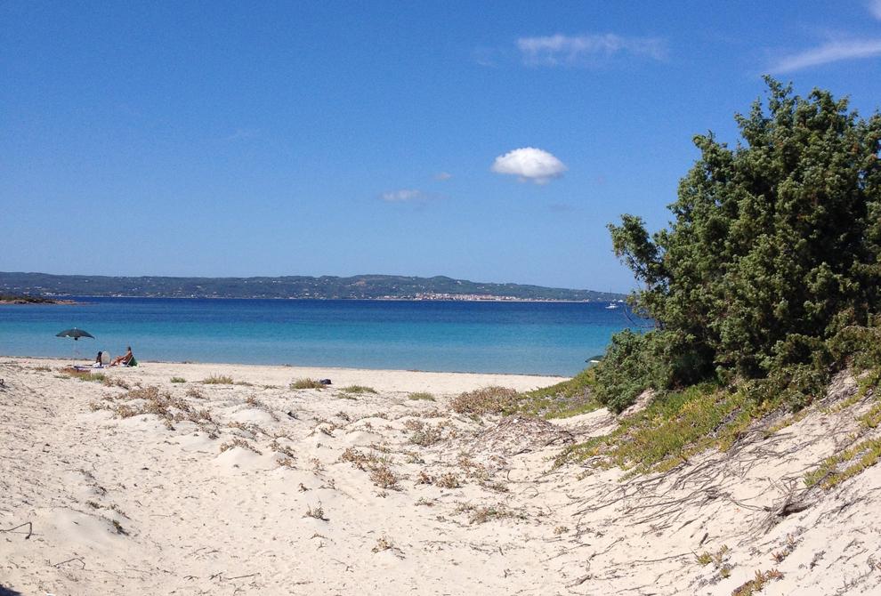 Spiaggia della Salina