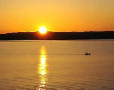 Aperitivo al tramonto